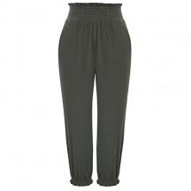 GRACE KARIN Pantaloni Donna Harem a Caviglia Donna a Vita Alta Tessuto Cotone 100%