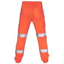 Xmiral Pantaloni Uomo Road Work Tuta Alta visibilità Casual Tasca Pantaloni Casual