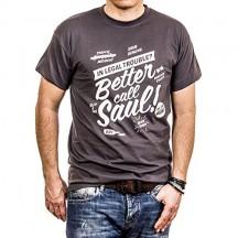 MAKAYA Maglietta Better Call Saul - T-Shirt Uomo