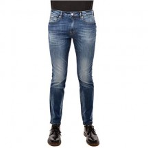 Guess Jeans Uomo Skinny Angels M01AN2D3YL1 HUDS Eco Luxe