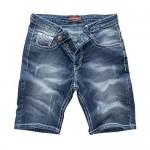 Rock Creek M23 pantaloncini da uomo in denim elasticizzati vestibilità normale taglia S per l'estate
