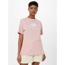 Nike Sportswear Maglietta in rosa antico / bianco