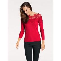 heine Maglietta in rosso rubino