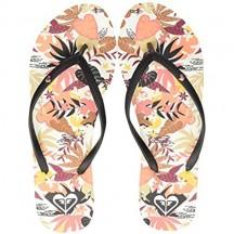 Roxy Bermuda Print Scarpe da Spiaggia e Piscina Donna