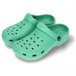 TEPU | Zoccoli Sabot da Donna Comfort Design qualità | Blu Scuro | Rosa | Beige | Limone | Turchese | Taglie: 36-41