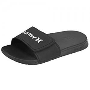 Hurley M Peak Velcro Slide Flop Uomo