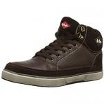 Lee Cooper - Toe Ropa De Trabajo Seguridad con Casquillo Compuesto Suela Intermedia Anti Slip Antiestático Ligera Trabajo Zapato Industrial Boot Uomo
