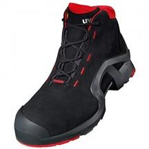 Uvex 1 x-tended Support Stivali di Sicurezza - Scarpe di Protezione S3 SRC ESD - Puntale Senza Metallo