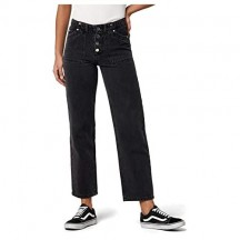 Marchio - find. Button Front Carpenter Jeans straight Donna