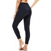 Souke Sports - Pantaloni da Yoga Vita Alta Donna Tummy Control Collant Opaco Leggings per Corsa Yoga Pilates Palestra